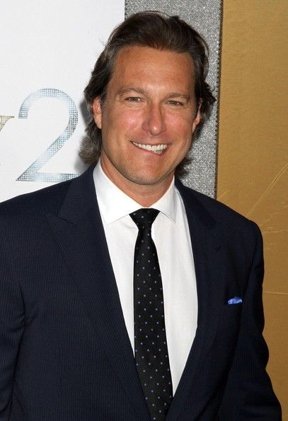 John Corbett ... no, he is NOT biting his lip is he!?! DANG!  51 years (May 9, 1961)