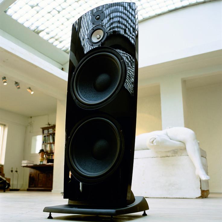 R 909 Floorstanding Jamo Speaker