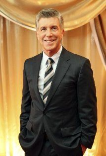 I'm curious if Tom Bergeron is as goofy in real life as he is on any of the shows he hosts