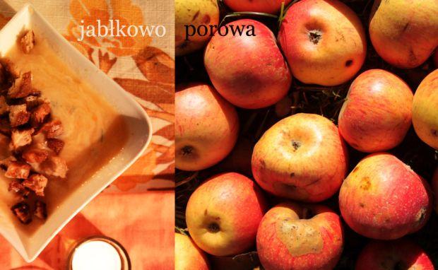 jablkowo-porowa