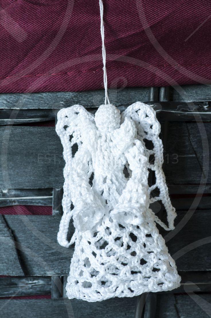 Crochet angel.