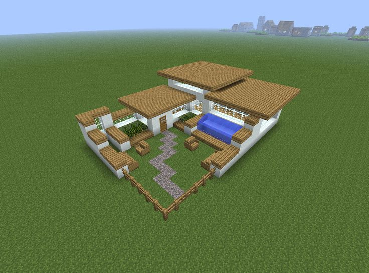 25 best ideas about cool minecraft houses on pinterest for Things to include when building a house