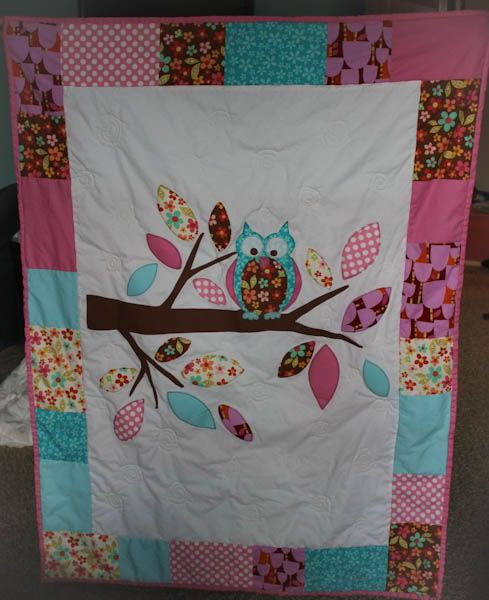 This Crazy, Blessed Life: Baby Rielynn's Quilt