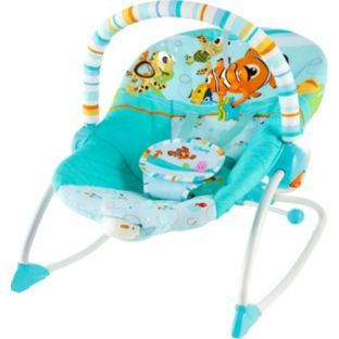 Buy Bright Starts Disney Baby Finding Nemo Rocker at Argos.co.uk - Your Online Shop for Baby bouncers. £59.99