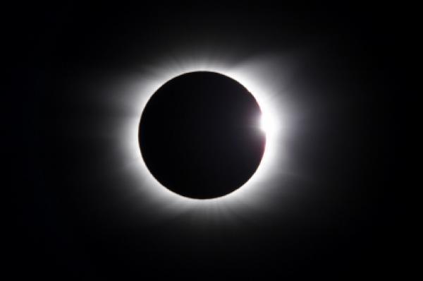 See a Solar Eclipse- Check!