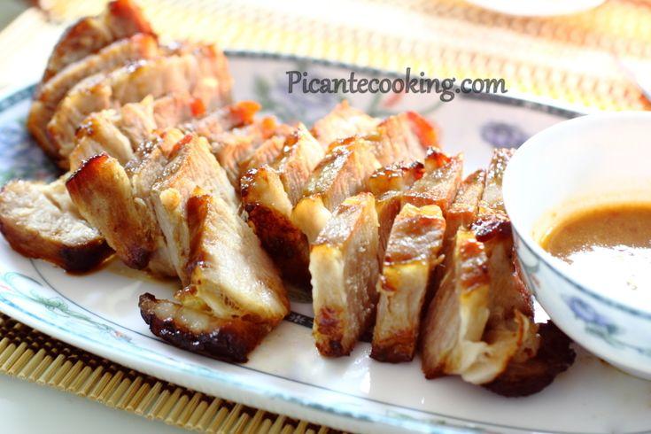 Wieprzowina char siu (Char Siu Pork)