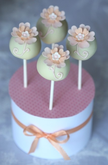 17 Best Images About Mother S Day Cake Pops Balls On