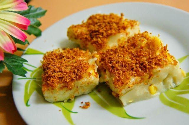 how to make maja blanca pinoy recipe