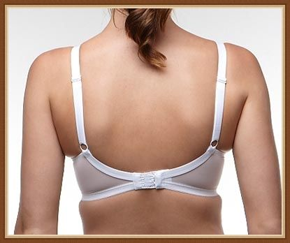 Back Fat Bra ...I hate my back bulges! RoadToGoal.com