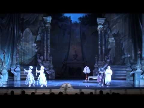 "G. Rossini`s ""Cinderella"". Scene I - YouTube"