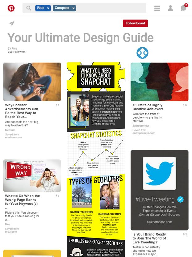 Is your brand looking to take your Pinterest advertising to the next level? The search is over. Check out our ultimate Pinterest design and advertising guide!