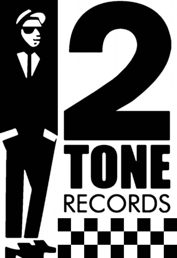 The Original 2 Tone Logo Amp 2 Tone Man Walt Jabsco