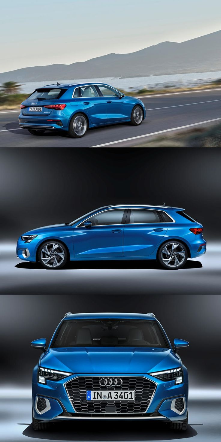 Say Hello To The AllNew 2021 Audi A3 Sportback. The