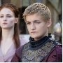 The boy king who'd make Excalibur hellbent on staying embedded in the stone. King Joffrey Baratheon of the epic saga literary A SONG OF FIRE AND ICE by George R.R. Martin and on TV as GAME OF THRONES. As channeled on TV by actor Jack Gleeson.