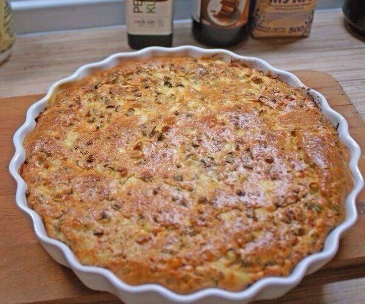 Очень простой заливной пирог для любой несладкой начинки Предлагаю простой рецепт для пирога с практически любой начинкой. Я люблю с рыбкой, особенно се... - Готовим вместе! - Google+