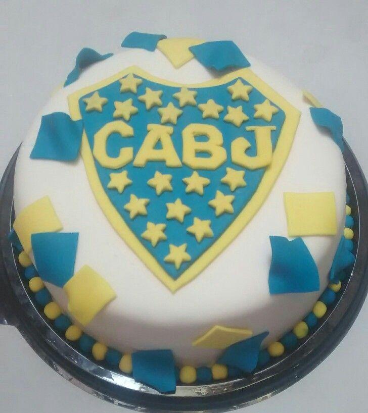 Torta Boca Junior