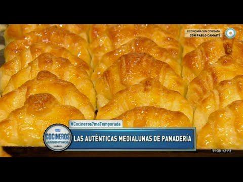 Don HerreraMedialunas de manteca hojaldradas