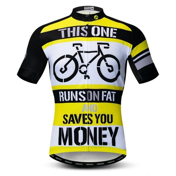 Pro Team Cycling Jersey Mens Mountain Bike 54fdbc073