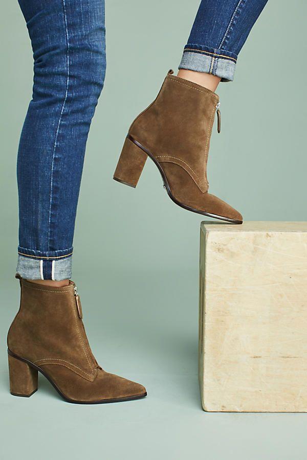 Front BootsShoe Zip BootiesO Nayra Bootie Schutz Et Boots Yf6v7byg