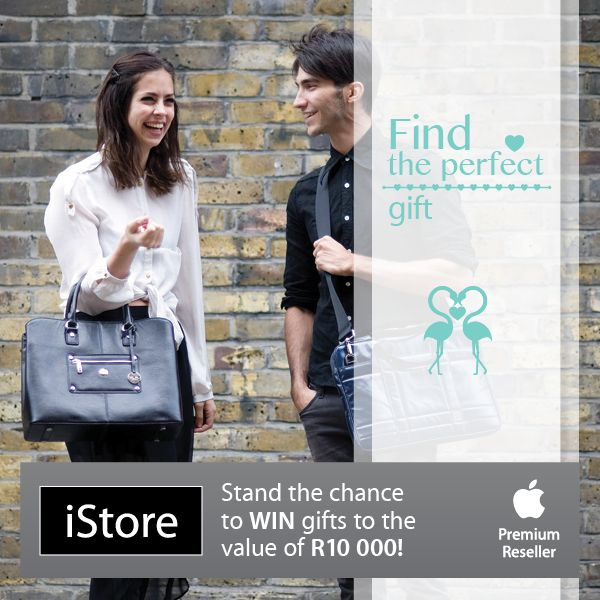 Vist our Facebook page to find out how you can win Valentines Day gifts to the value of R10 000!