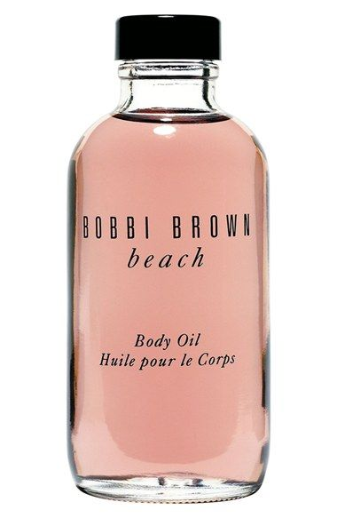 Free shipping and returns on Bobbi Brown 'beach' Body Oil at Nordstrom.com. A unique, moisturizing body oil that gives skin a sexy sheen as it scents it with Bobbi's best-selling fragrance. Contains four essential oils and vitamins E and C to soften and nourish skin.