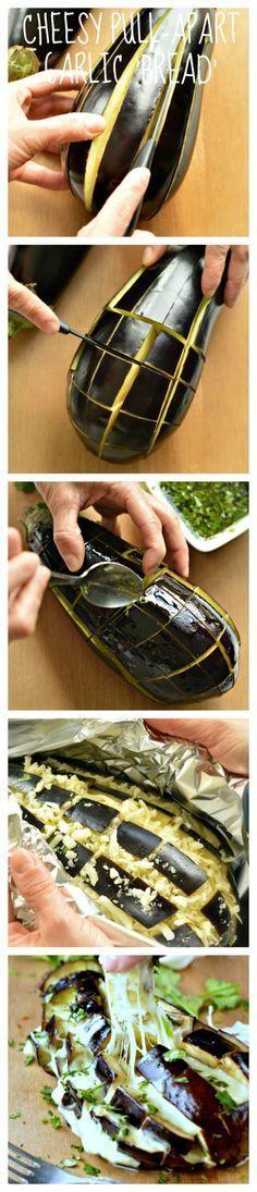 Fazer isso com brócolis ou couve flor