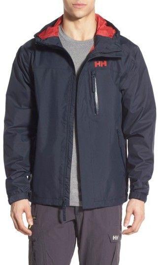 Helly Hansen Men's 'Vancouver' Packable Rain Jacket
