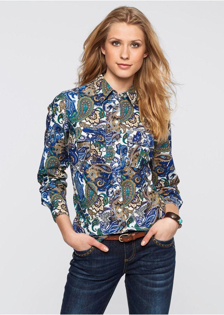 Bluzka Bluzka z lekkiego materiału w • 42.99 zł • bonprix