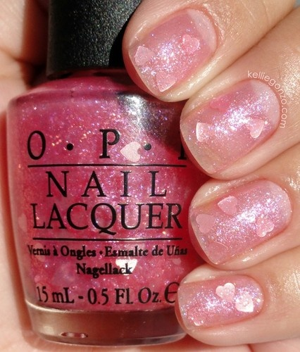 NEW OPI NOTHIN MOUSIE ABOUT IT 15ML RARE FROM THE MINNIE MOUSE COLLECTION.....Valentines day???