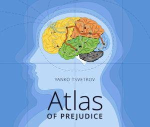 편견의 지도 by Yanko Tsvetkov  2013년 출간, 80 페이지, 22,6 x 19,2 x 1,4 cm 출간이후 독일에서 13000부 판매 프레스 리뷰: http://alphadesigner.com/press/ http://www.atlasofprejudice.com 불가리아 출신 그래픽 디자이너 얀코 체코프는 특정 국가나 민족에 갖는 '편견과 스테레오타입'을 모아 새로운 세계지도를 만들었다. 2009년에 시작한 이 프로젝트는 인터넷을 통해 많은 인기를 누렸다. 미국인의 편견으로 바라보는 아시아에서 러시아는 공산당, 일본은 도요타, 인도는 카레, 이란은 사탄, 그리고 한국은 삼성, 북한는 '닥터 이블' 이 된다. 독일의 관점에서 본 유럽에서 루마니아는 뱀파이어의 나라, 러시아는 가스 저장소, 벨기에는 와플이 된다...