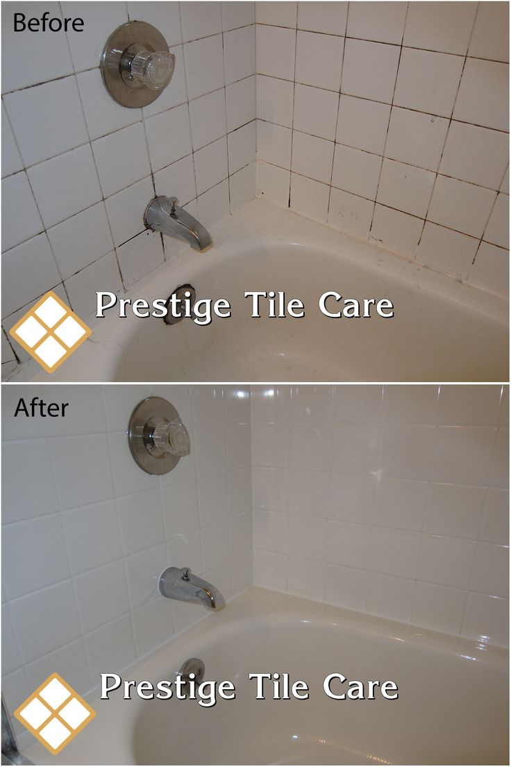 Cleaning And Regrouting Shower Tiles. Part 84