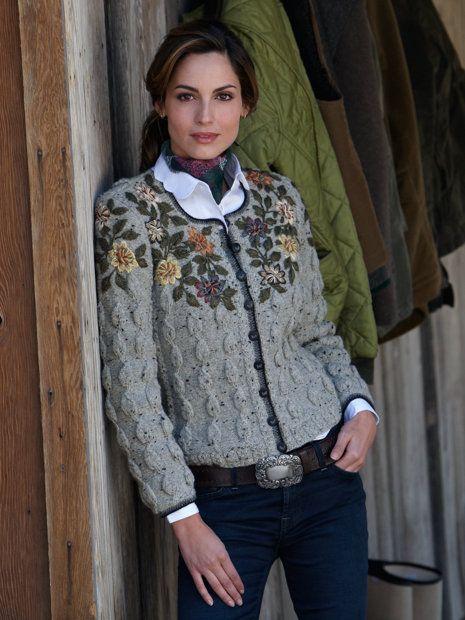charlotte sweater - wolkenstricker - designers - Gorsuch