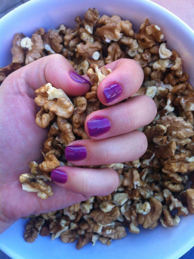 Romanian nuts #bio #healthy @mauvert_blog