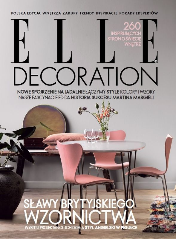 Elle Decoration Polska 2/2017