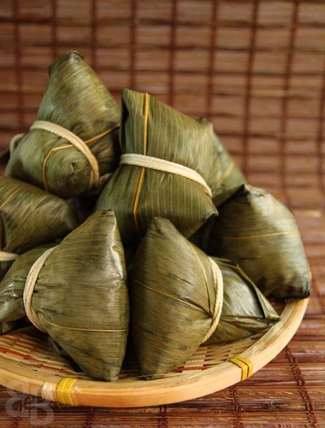 zong zi (粽子) a.k.a Bacang