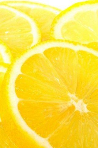 close-up, fruits, food, lemons, slices