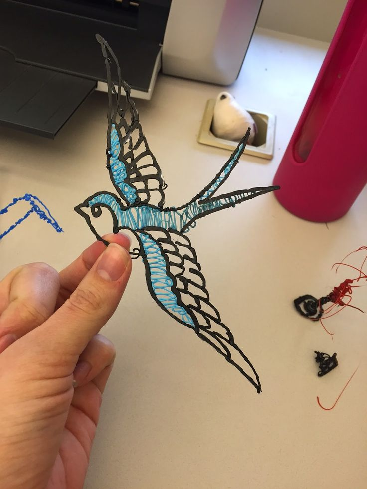 LIBRARY AS MAKERSPACE: 3Doodler