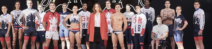 Great Britain Designed by Stella McCartney. It featured the Union Flag, opting instead for a specially designed coat of arms, which she has splashed heavily over everything.        Dress to Impress: Rio Olympics the teams' uniforms. ... 41  PHOTOS        ... What the leading athletes in Rio will be wearing? Look at the photos        Originally posted:         http://softfern.com/NewsDtls.aspx?id=1108&catgry=3            SoftFern News, SoftFern Sport News, Fashion, designers, uniforms, Rio…