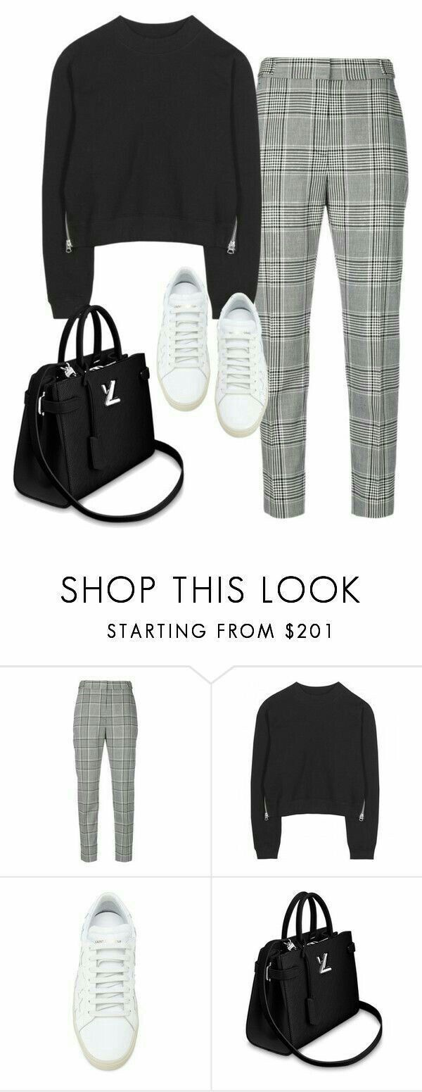 Des pantalons à carreaux hiver 2019