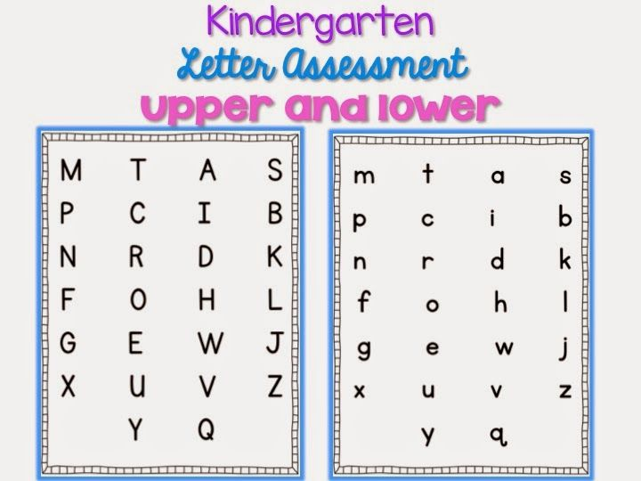 Best 25+ Letter assessment ideas on Pinterest Preschool - assessment