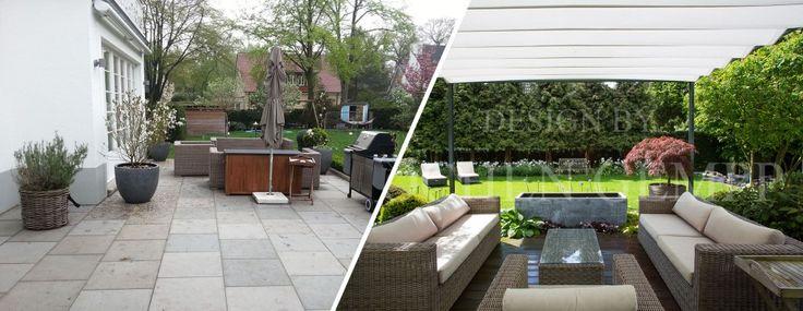 Gartenplanungen und Gartengestaltungen: Vorher / Nachher Bilder #garden #garten #design #landscaping #pflanzen #gartenbau #hamburg #gardendesign #outdoor #terrasse #terrassengestaltung #gartengestaltung #gartenmöbel