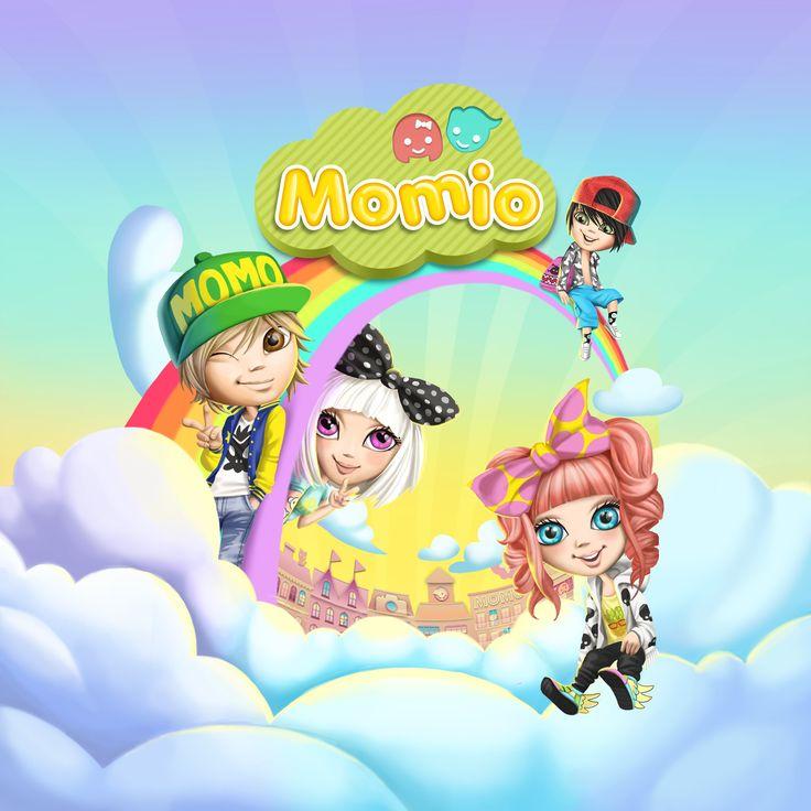 Momio - een social media app voor kinderen van 7 -12 jaar