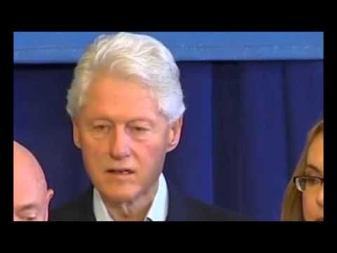 WHAT IS WRONG WITH BILL CLINTON??? Psychotropic drugs make you act like him