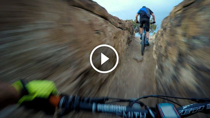 Watch: Vision-Blurring Speed and Hucks-to-Flat on Free Lunch, Grand Junction, CO