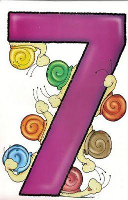 Numeros del 1 al 10 | Maestra Adanolis