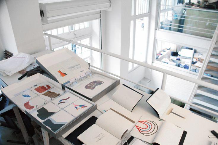 ronan erwan bouroullec paris studio designboom