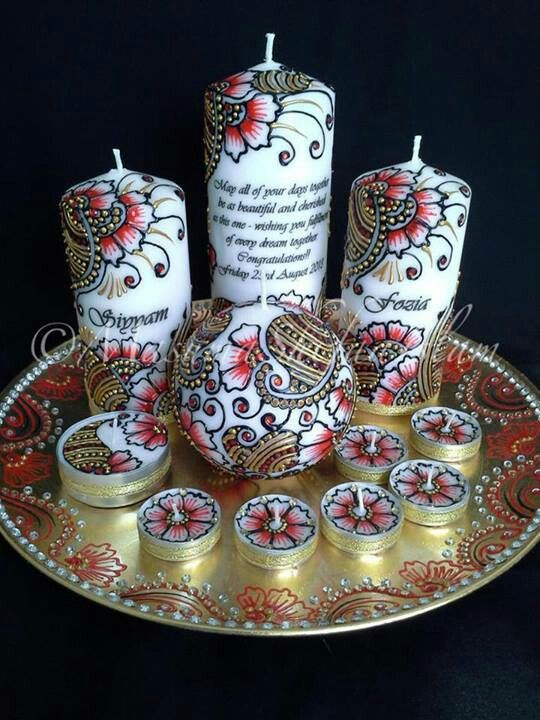 Mehndi For Candles : Best images about candle on pinterest henna