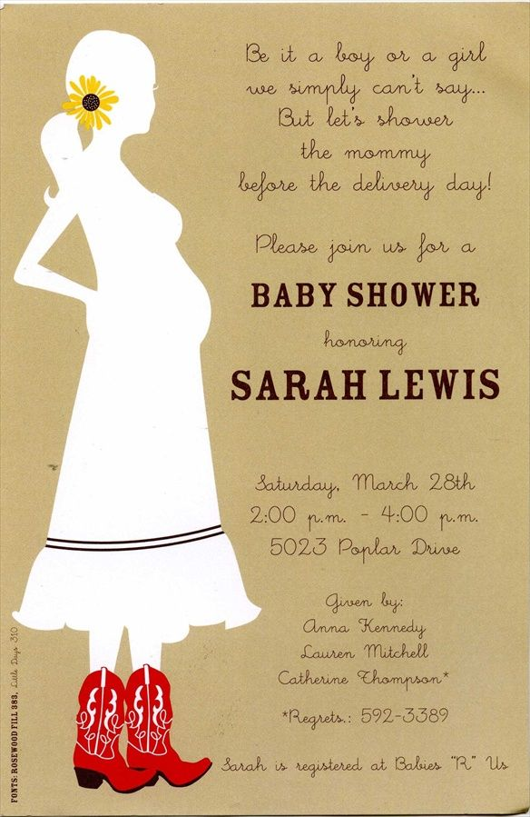 25+ best ideas about country baby showers on pinterest | cowboy, Baby shower invitations
