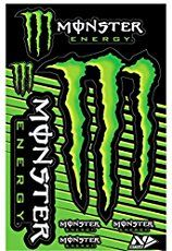 ★ Here's a New Monster Energy with the Fox Head Racing Logo Sticker!! Rare and Hard to Find!! Anyone who collects Monster Energy Stickers or Fox Racing Sticker would want this sticker added to there collection!! If this does well I have many more, all different colors and styles!! Check out my other auctions with different colored Monster Energy Stickers, Rockstar Energy Stickers, Mt. Dew and Pepsi. And AMP!! ★
