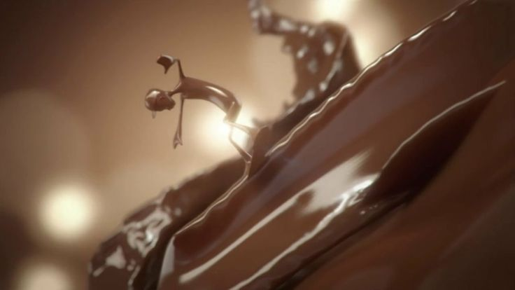 Cadbury Bournvita Animated TVC  From Lucan Visuals